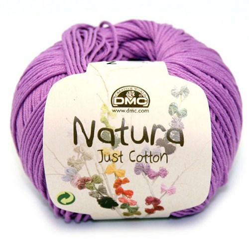 DMC Cotton Natura N31 Mauve