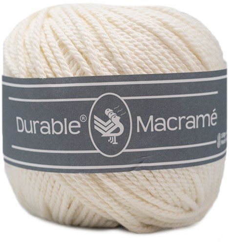 Durable Macramé 326 Ivory