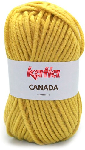 Katia Canada 33 Mustard