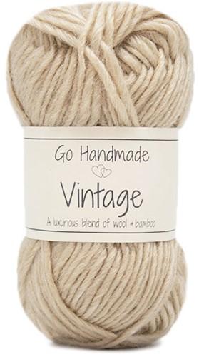 Go Handmade Vintage 33 Light Beige