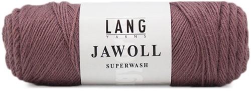 Lang Yarns Jawoll Superwash 348 Old Pink