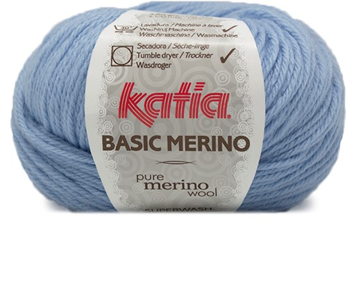 Katia Basic Merino 34 Sky blue