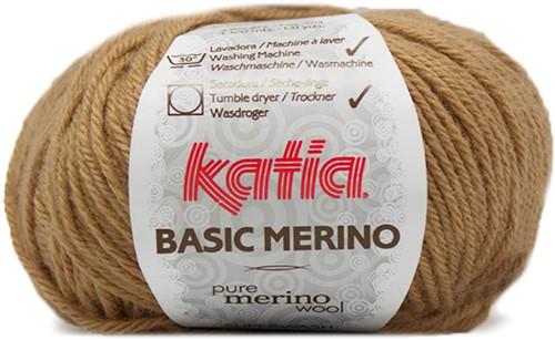 Katia Basic Merino 35 Camel