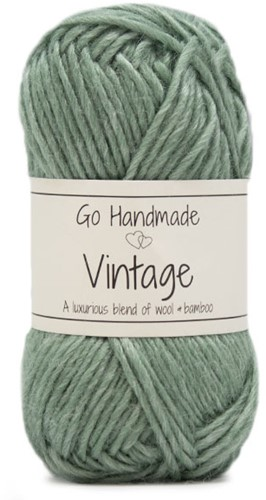 Go Handmade Vintage 36 Soft Green