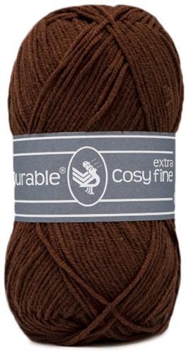 Durable Cosy Extra Fine 385 Coffee