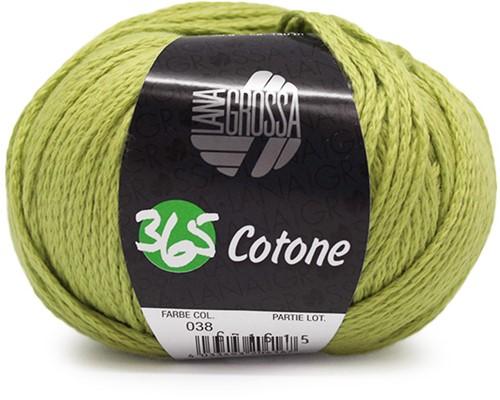 Lana Grossa 365 Cotone 38