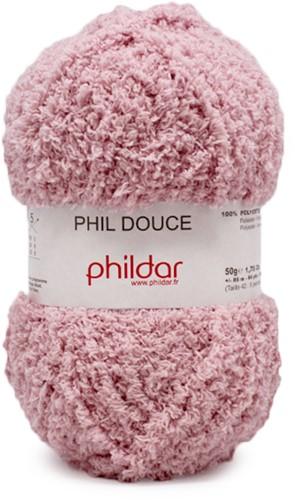 Phildar Phil Douce 1274 Rose