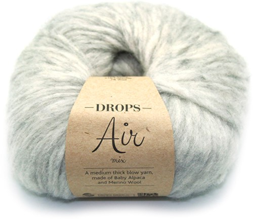 Drops Air Mix 03 Pearl-grey