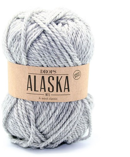 Drops Alaska 03 Hellgrau