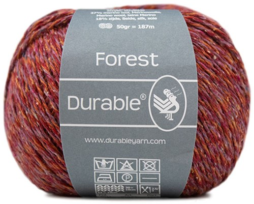 Durable Forest 4011 Raspberry/Violet