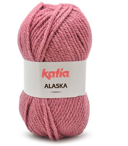 Katia Alaska 40 Very dark rose