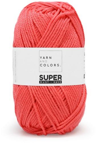 Yarn and Colors Einkaufstasche Häkelpaket 2