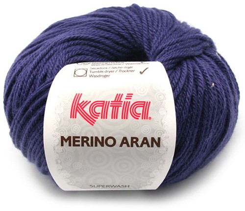 Katia Merino Aran 43 Dark Jeans