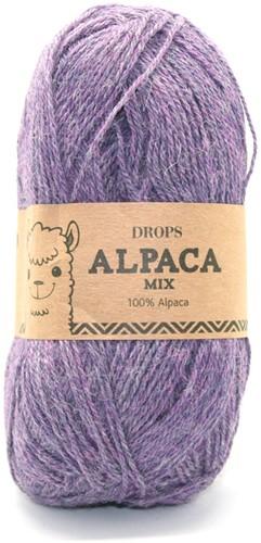 Drops Alpaca Mix 4434 Lila/Violett