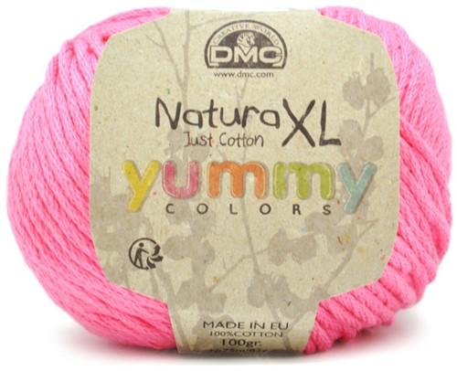 DMC Natura XL 44 Rose shocking