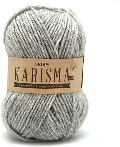 Drops Karisma Mix 44 Light-grey
