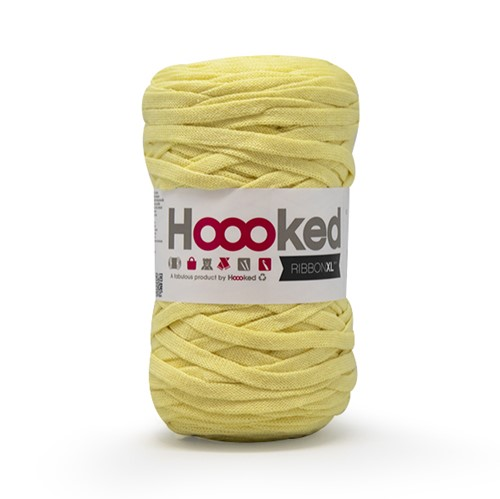 Hoooked RibbonXL 45 Frosted Yellow