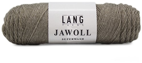 Lang Yarns Jawoll Superwash 45 Light Brown Melange