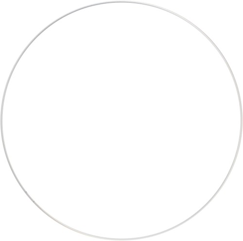 Metall-Ring 45cm