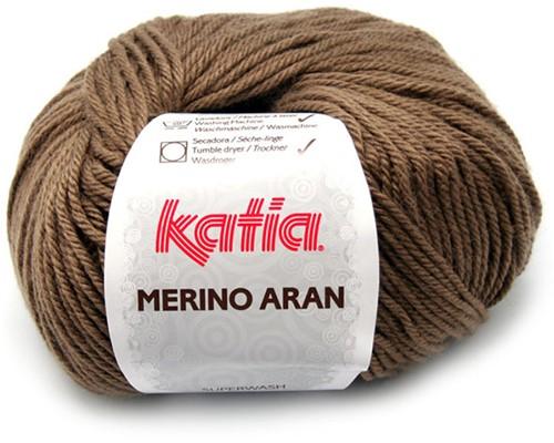 Katia Merino Aran 47 Fawn brown