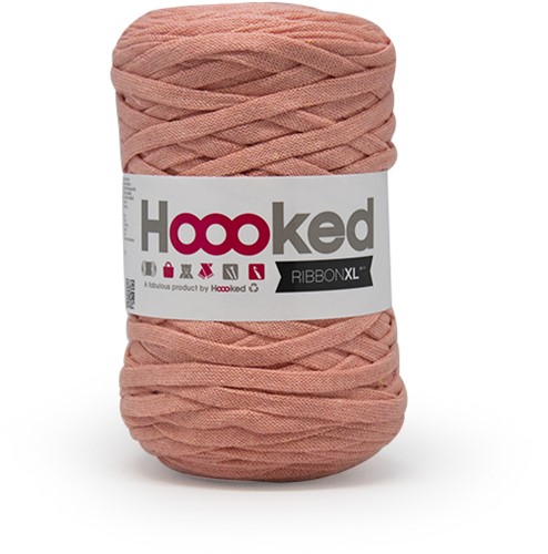 Hoooked RibbonXL 47 Iced Apricot