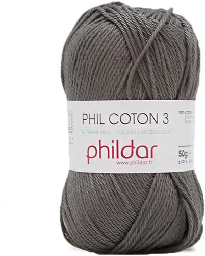 Phildar Phil Coton 3 1444 Minerai