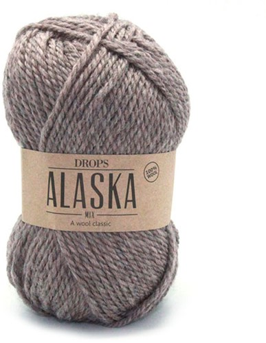 Drops Alaska 49 Hellbraun