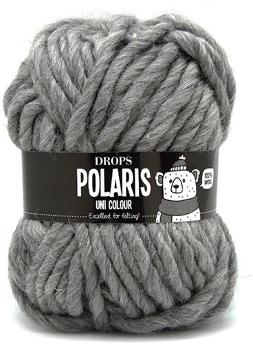 Drops Polaris Uni Colour 04 Medium-grey