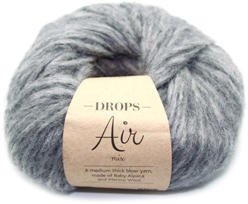 Drops Air Mix 04 Medium-grey