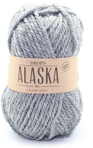 Drops Alaska 04 Grau