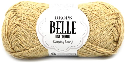 Drops Belle Uni Colour 04 Dandelion