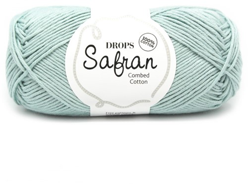 Drops Safran 50 Light-ice-blue