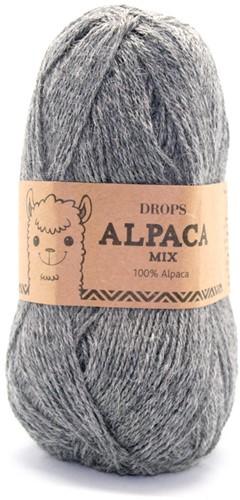 Drops Alpaca Mix 517 Mittelgrau