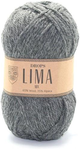 Drops Lima Mix 519 Dunkelgrau