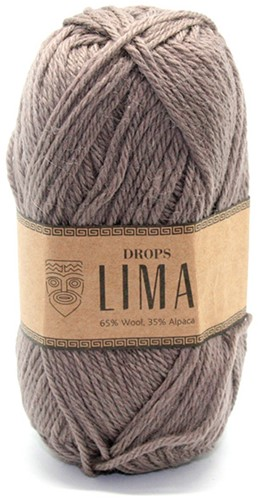 Drops Lima Uni Colour 5310 Hellbraun