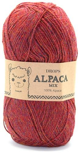 Drops Alpaca Mix 5565 Weinrot