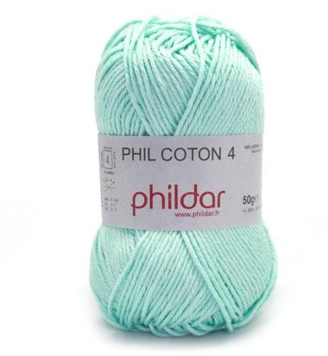 Phildar Phil Coton 4 1435 Jade
