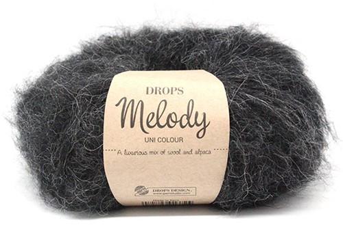 Drops Melody Uni Colour 05 Black