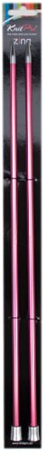 Knitpro Zing Stricknadeln 40cm 6.5mm