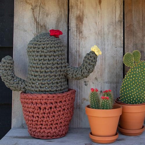 Häkelanleitung Zpagetti XL Cactus