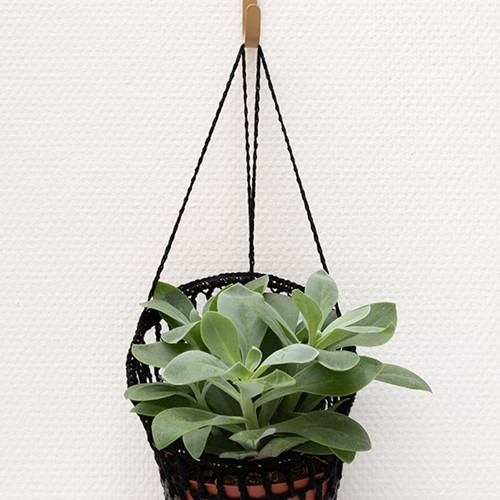 Yarn and Colors Must-Have Plant Holder Häkelpaket 1