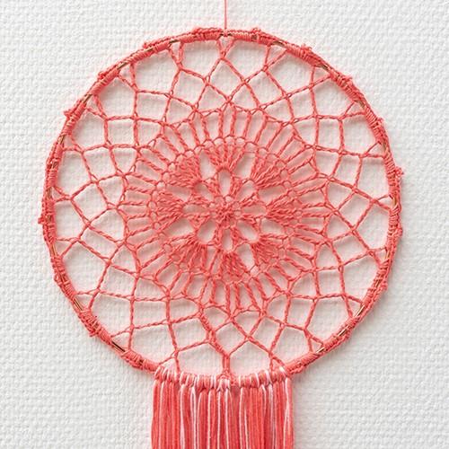 Yarn and Colors Must-Have Mandala Häkelpaket 2 Pink Sand / Blossom