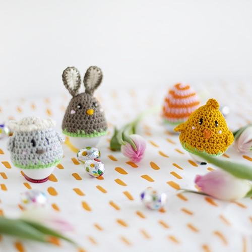 Häkelanleitung Eierwärmer Ostern