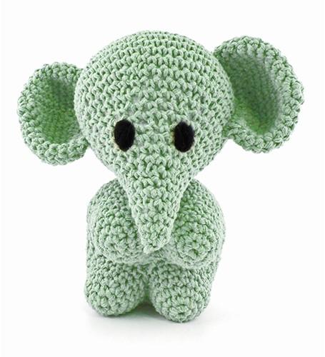 Hoooked Elefant Mo Häkelpaket