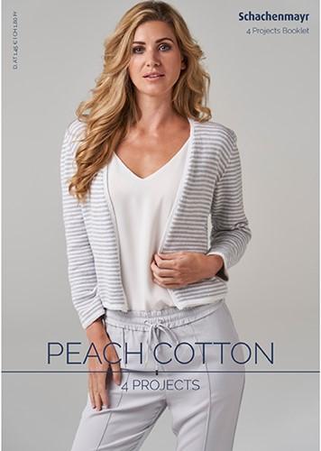 Schachenmayr Anleitungs Heft Peach Cotton