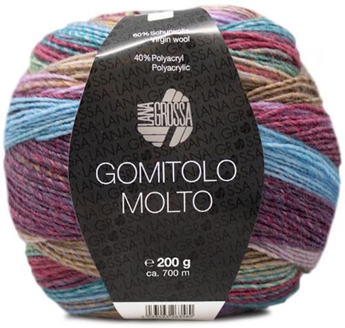 Lana Grossa Gomitolo Molto 603