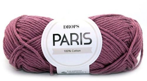 Drops Paris 60 Dunkel-altrosa