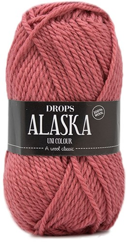 Drops Alaska Uni Colour 60 Coral