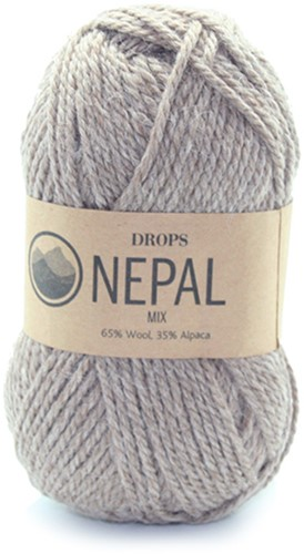 Drops Nepal Mix 618 Camel