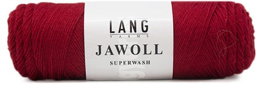 Lang Yarns Jawoll Superwash 61 Burgundy